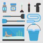 The aquarium equipment list
